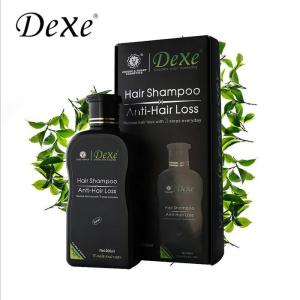 50pcs-200ml-Dexe-Black-Hair-Shampoo-Anti-Hair-Loss-Chinese-Herbal-Polygonum-Multiflorum-Hair-Growth-Tr