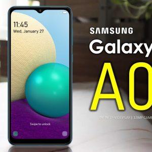 Samsung Galaxy A02, 3GB RAM, telefon ultra ekonomik