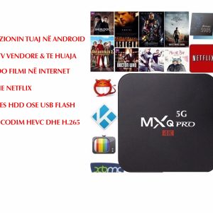 Android TV Box MQ PRO 4k2